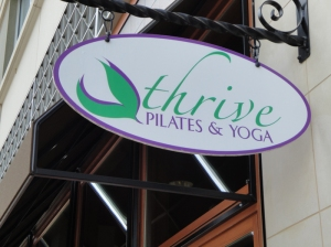 Thrive Sign
