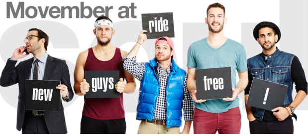 Bros Ride for Free at SoulCycle DC